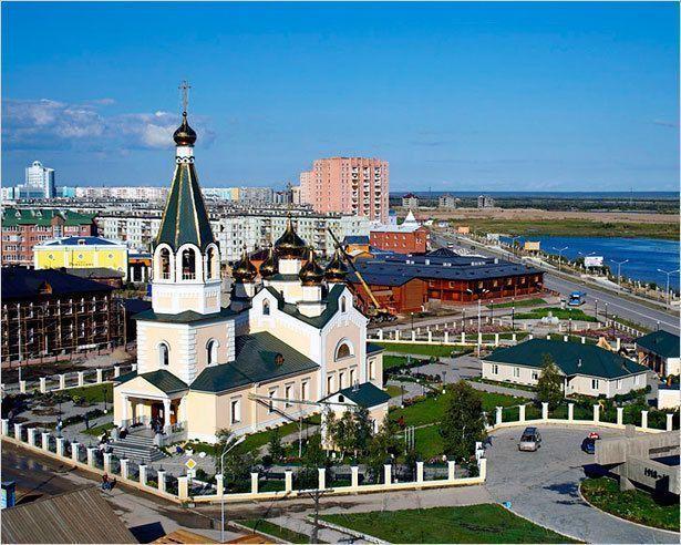 Якутск готовится ко Дню города
