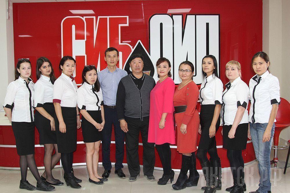 Сотрудники компании «Сибойл»  помогли семье Александровых