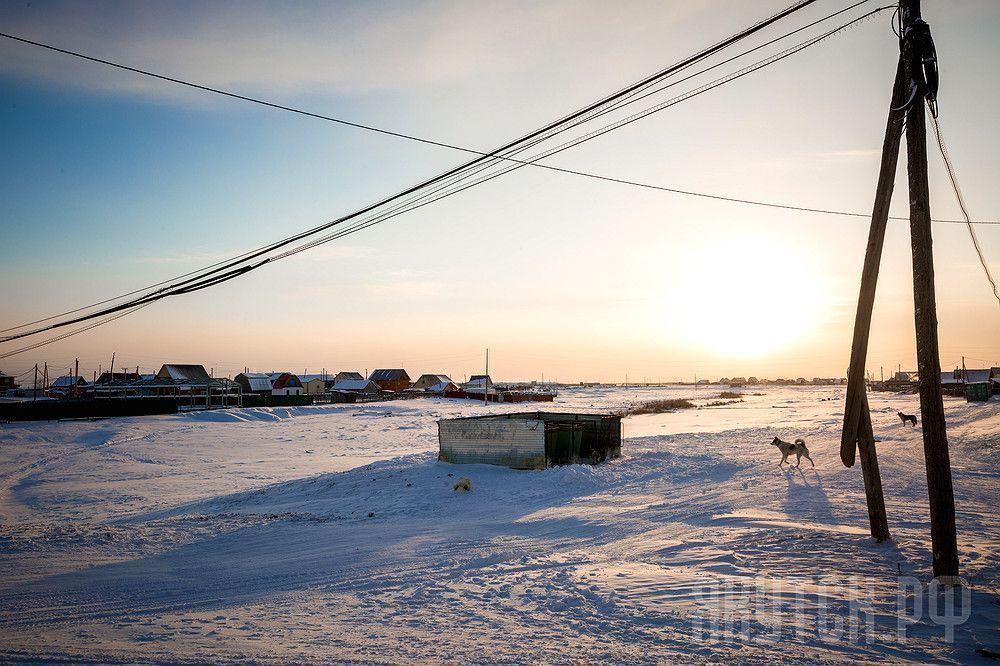 Жители села Пригородное: нужен интернет, спортзал и свет на улицах