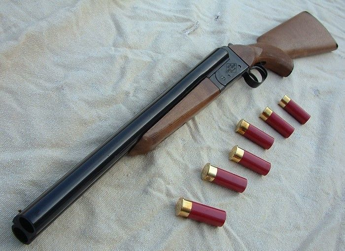 Вооружен и очень опасен!