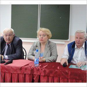 Ректор посетил филиал БГУЭП