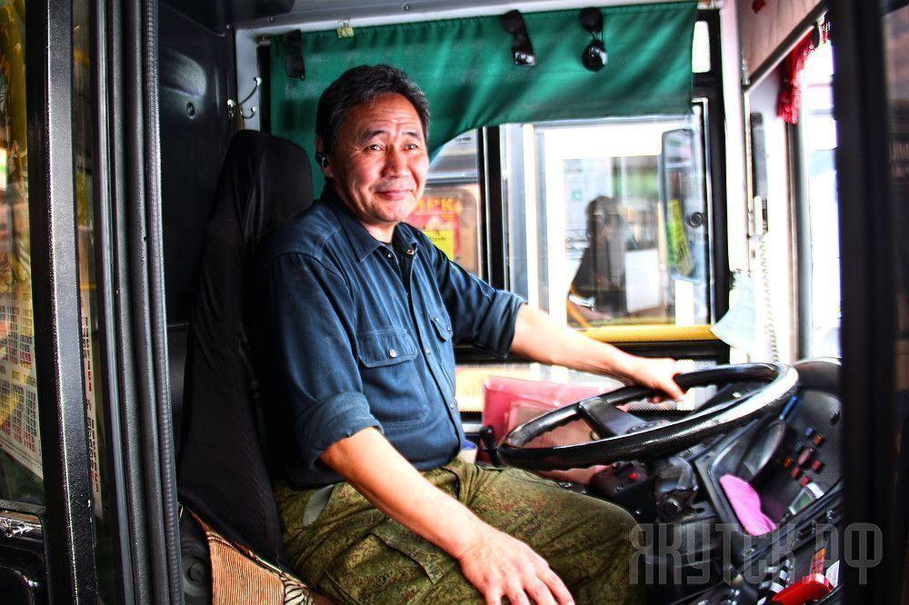 О работе водителя маршрутного автобуса