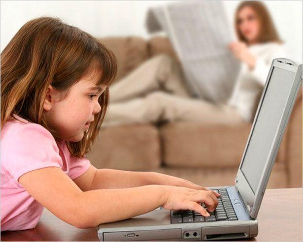 Ребенок:  виртуальный или реальный?