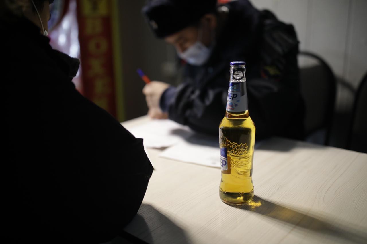В Якутске предприниматели нарушают антиалкогольное законодательство