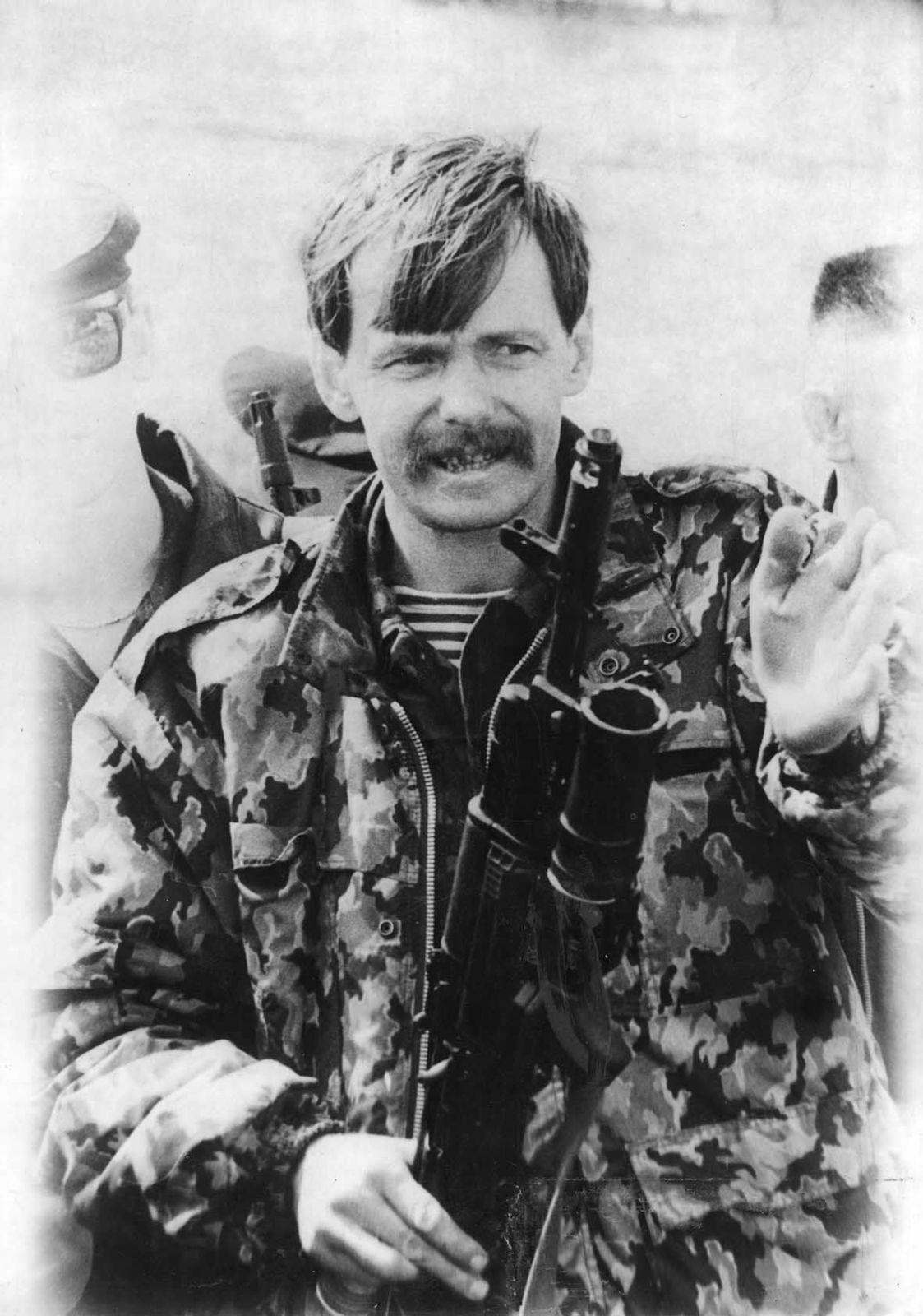 Командир якутского ОМОНа, пример для бойцов любого ранга