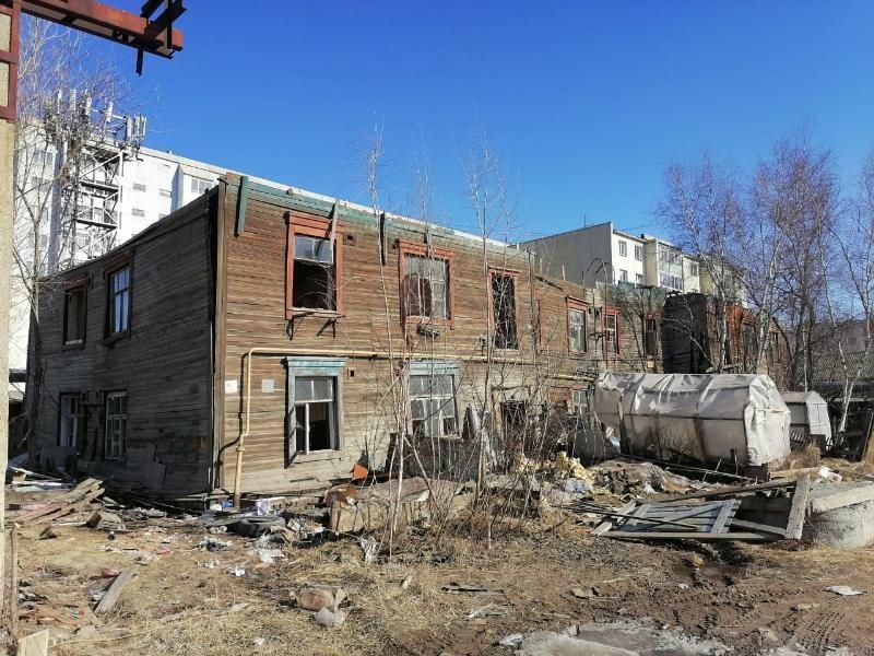 СНЕСТИ! Список аварийных домов Якутска