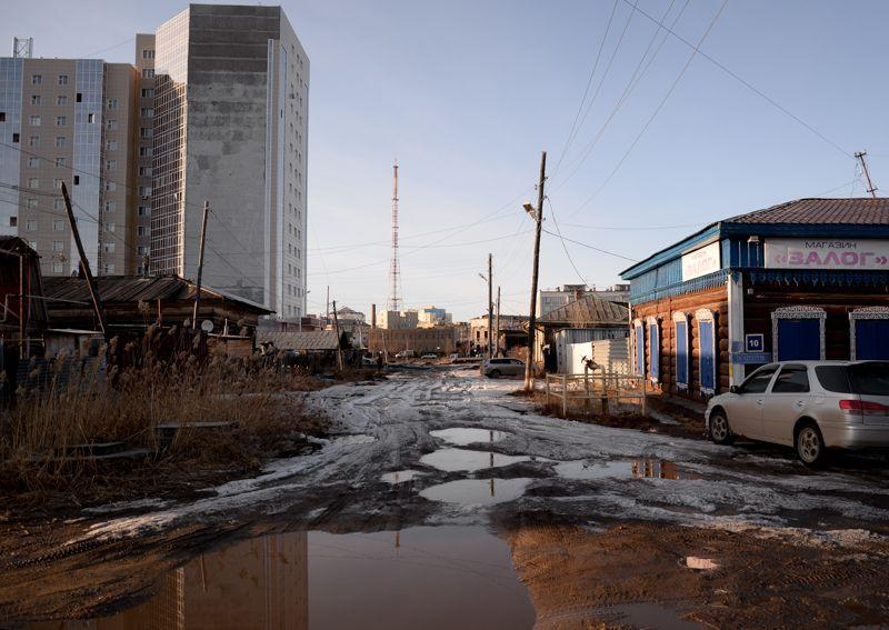 Для запуска проекта «Старый город – 2» в Якутске нужны деньги