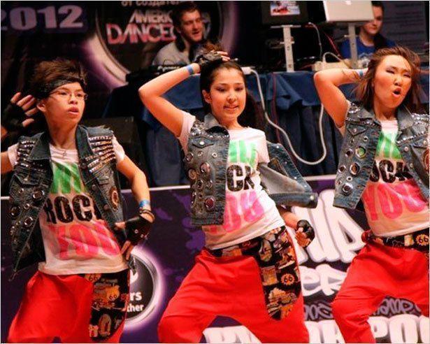 Заводные танцоры