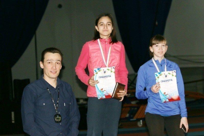 Чемпионат Якутска по легкой атлетике увенчался рекордом Михаила Руфова