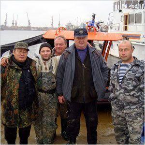 Якутские спасатели отправились на Новосибирские острова