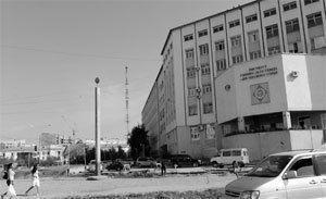 Новые памятники Якутска