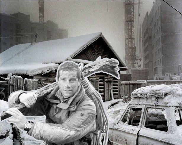 Выжить в Якутске:  ледяные джунгли