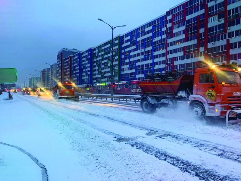 Первый снег,  в моем городе вновь первый снег…