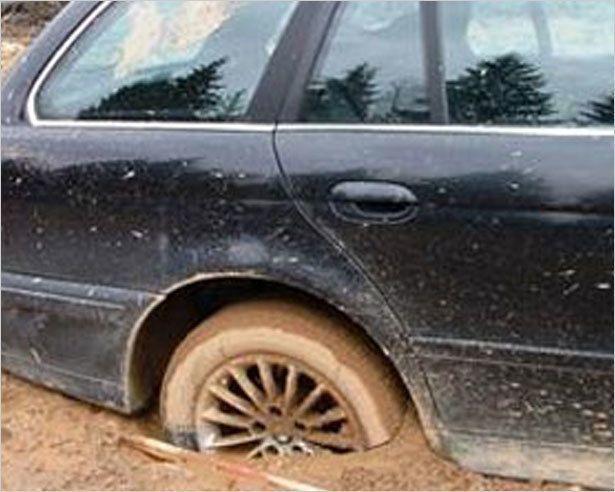 Из грязи в князи: как вытащить машину