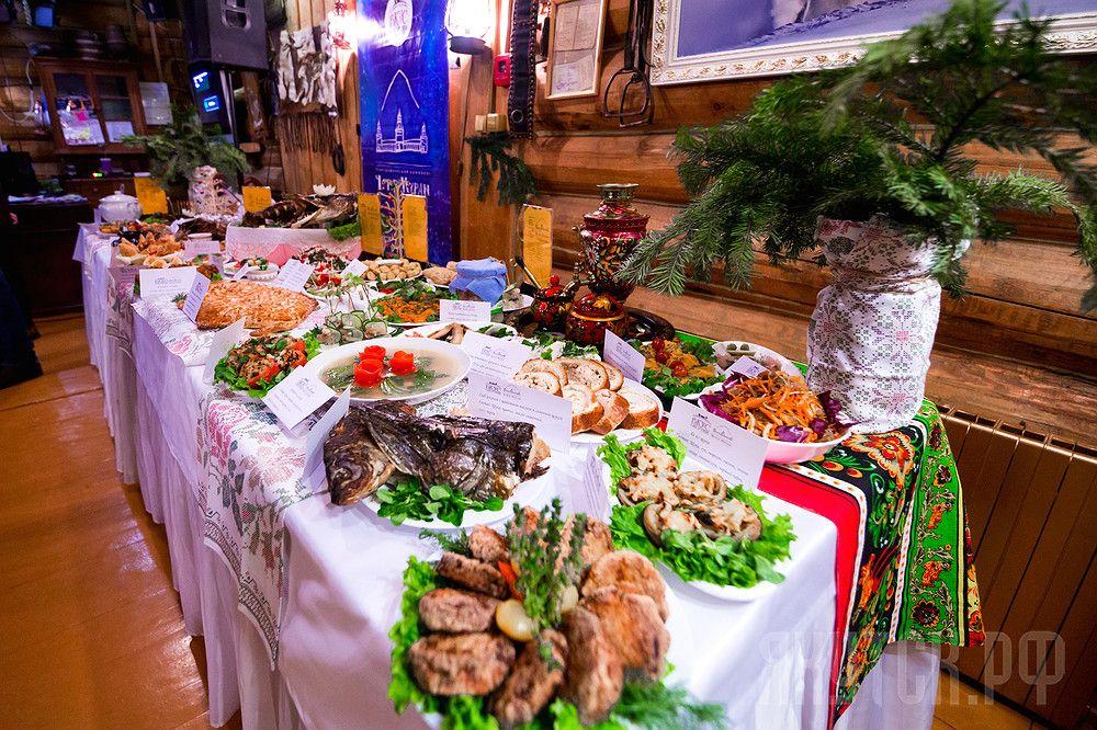 Жителей Якутска угостят блюдами из местного сырья на фестивале «Вкус Якутии»