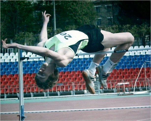 Иван Топорков повторил свой рекорд