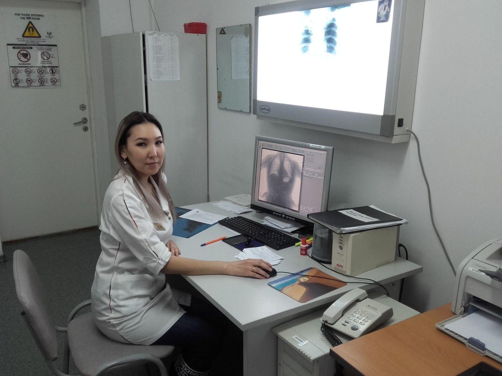 Рентген и УЗИ: предупредить заболевание
