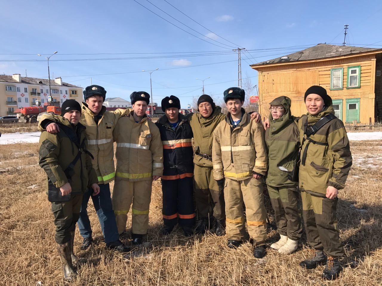 «Спецназ добра» в Гагаринском округе