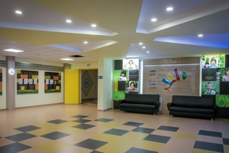 Детский реабилитационный центр откроется 12 марта