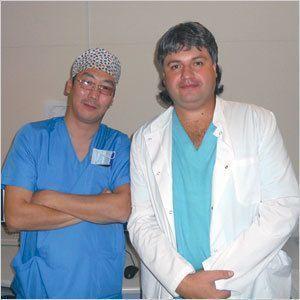 Хирургия от инфаркта