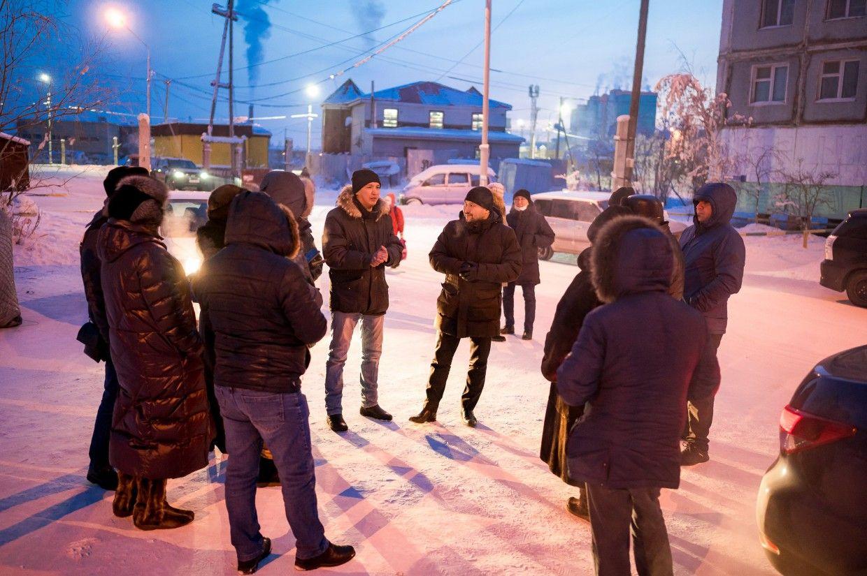 Жители Автородорожного округа Якутска будут контролировать строительство дорог