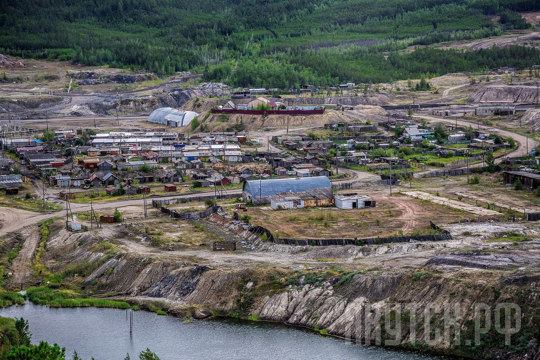 В поселке Кангалассы проходит отчет мэрии Якутска