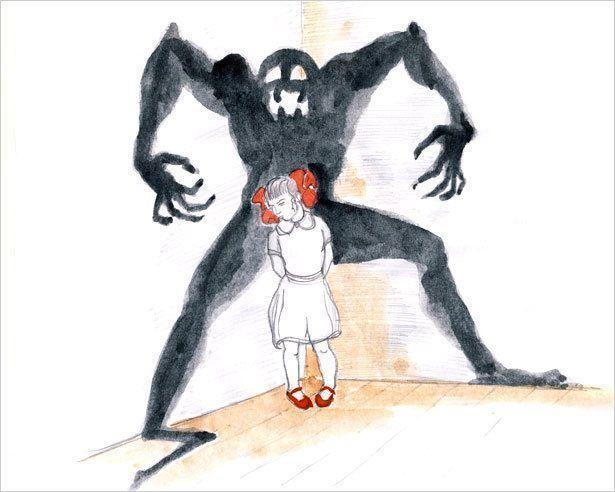 Родной,  любимый...  изувер. Преступления против детей  чаще всего совершаются близкими людьми