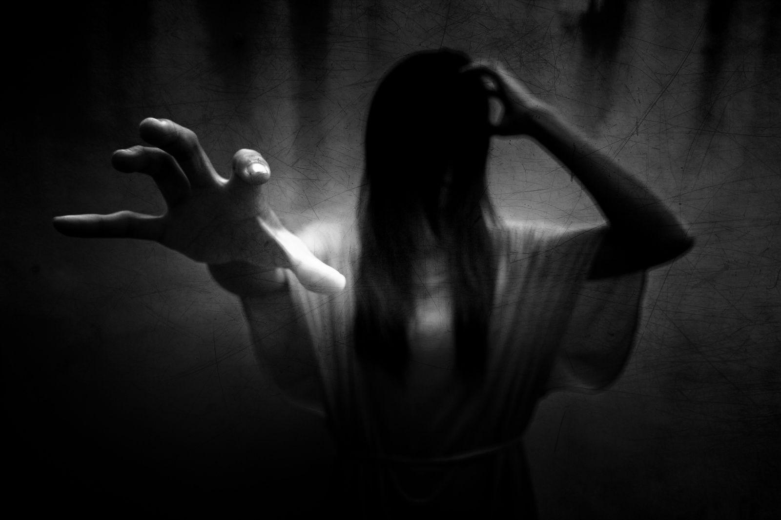 Дух обиженной женщины