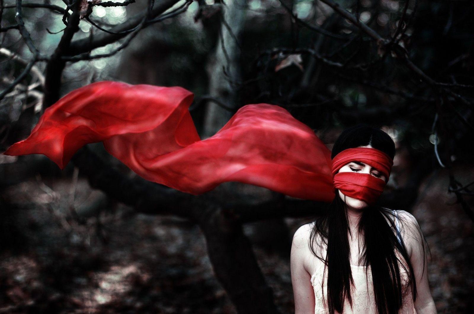 Красный платок (крещенская история)