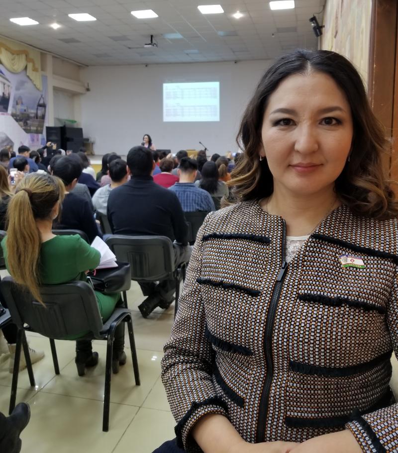 Марианна Андреева:  «Мой 17-й квартал  очень перспективен!»