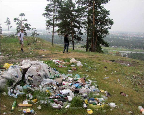 Источник проблемы мусора – в тарифах?