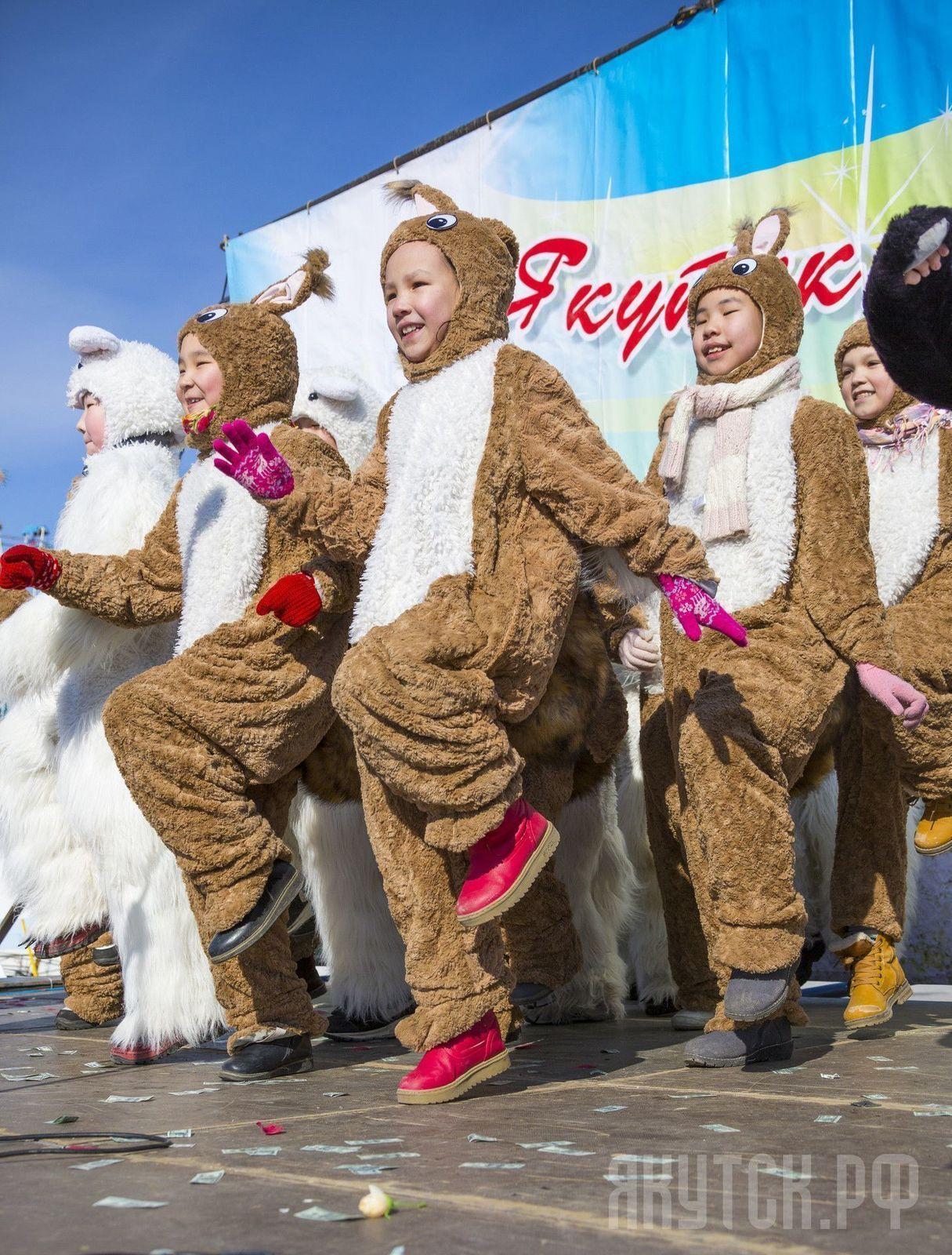 Итоги городского праздника «Якутск, встречай весну!»