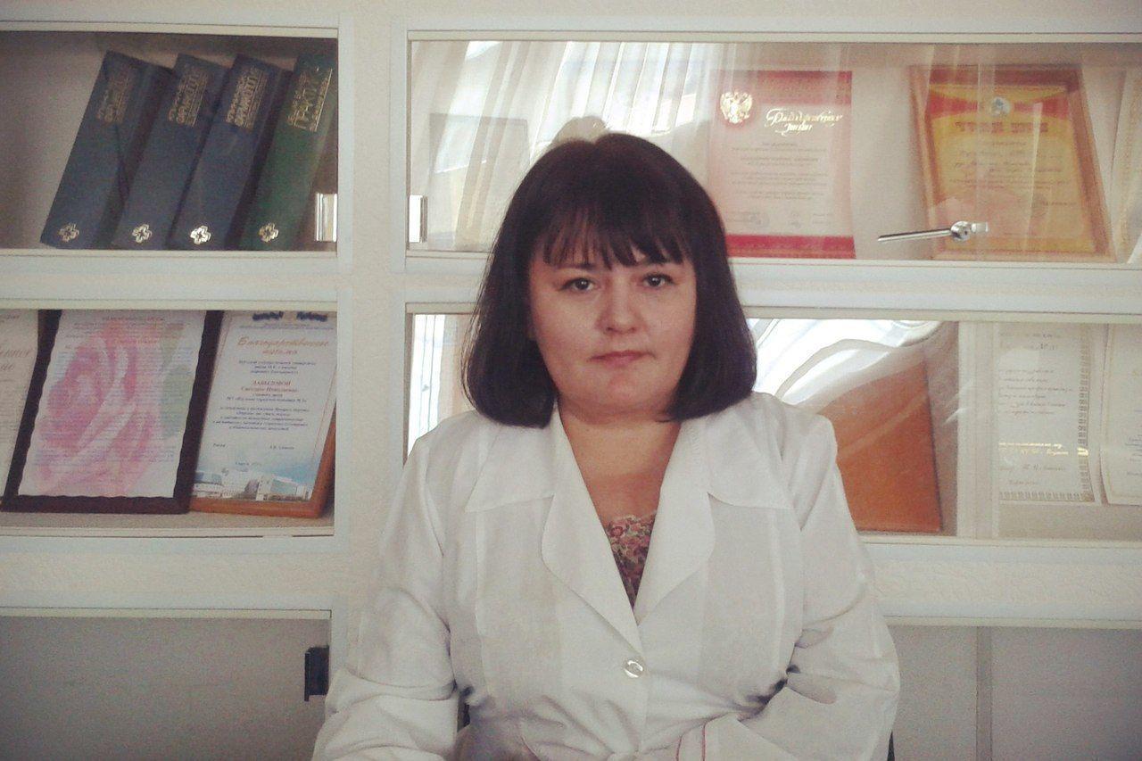 Лучшей медсестрой России признана якутянка Лидия Андреева