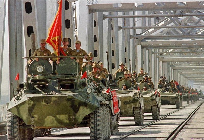 Невыдуманные истории. Пограничники на афганской войне