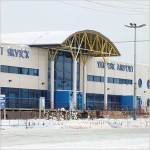 Когда наведут порядок в аэровокзале Якутска?