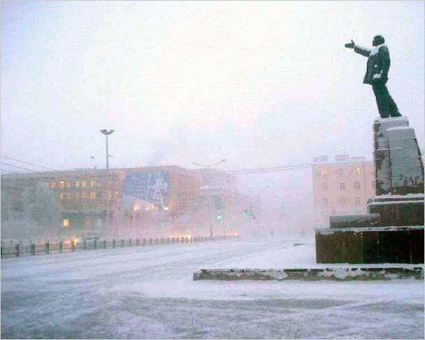 Будет ли зима теплой для Якутска?