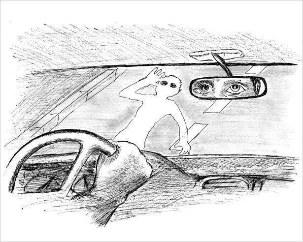 Призрак дороги