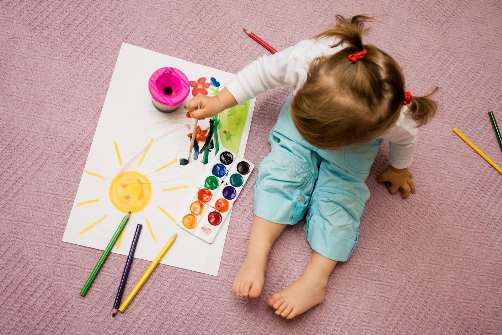 Тайна подсознания ребенка в его рисунках