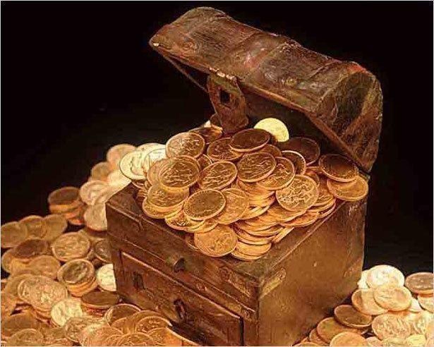 Как найти  в Якутске  клад?