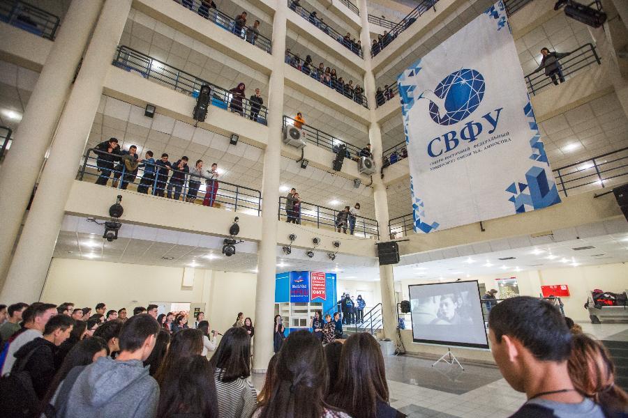СВФУ допустит до очных занятий студентов только после сдачи анализов COVID-19