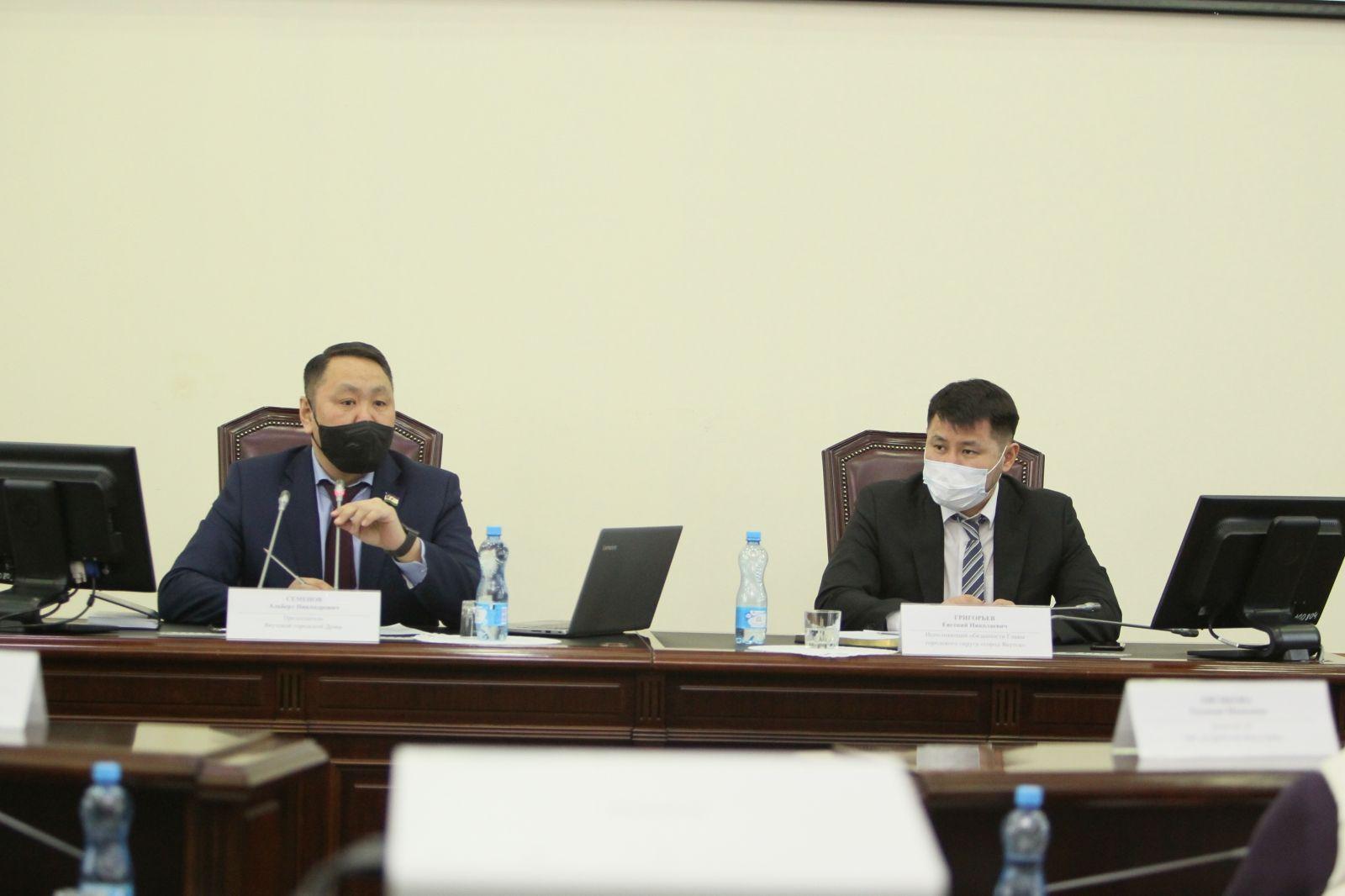 Якутская гордума утвердит отчет и назначит дату выборов мэра Якутска