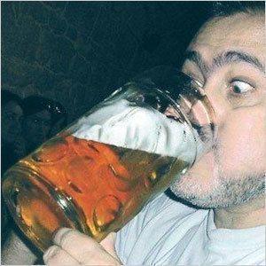 Пиво = алкоголь!