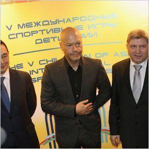"""Федор Бондарчук: """"Я мечтал стать таксистом"""""""