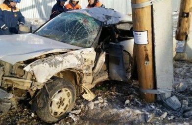 Из-за пьяного водителя погибла пассажирка