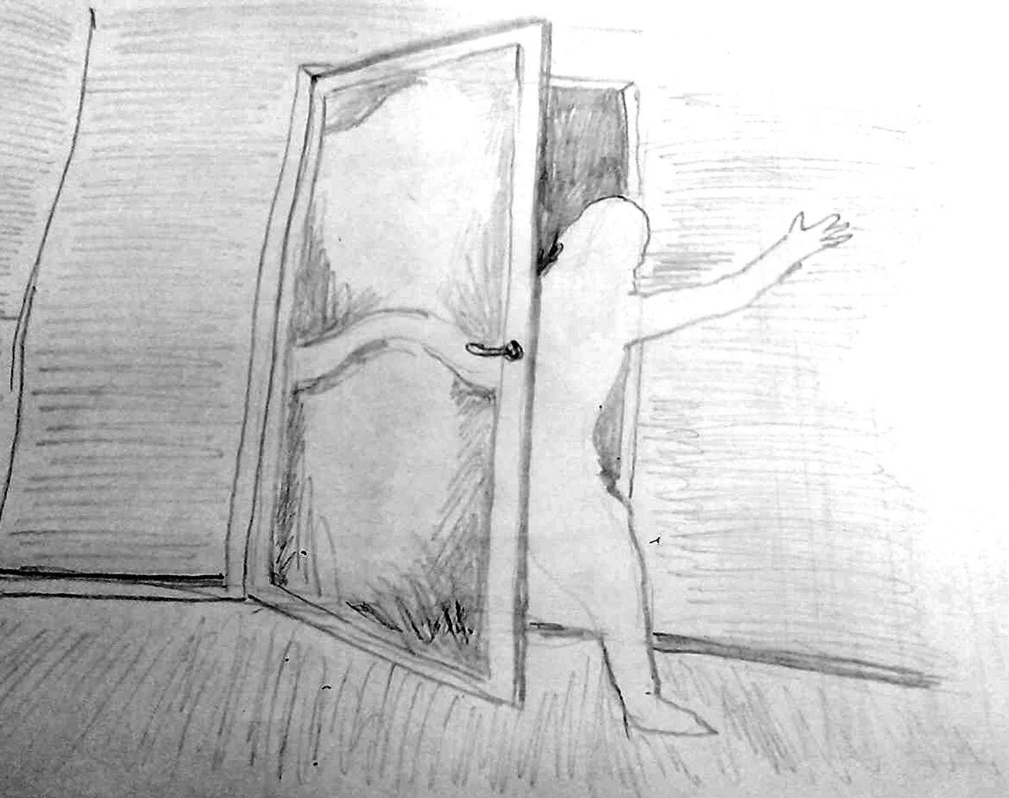 Тещина комната