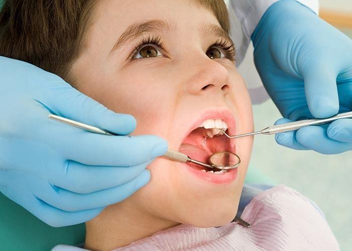 Маленькие зубки - большие бедки