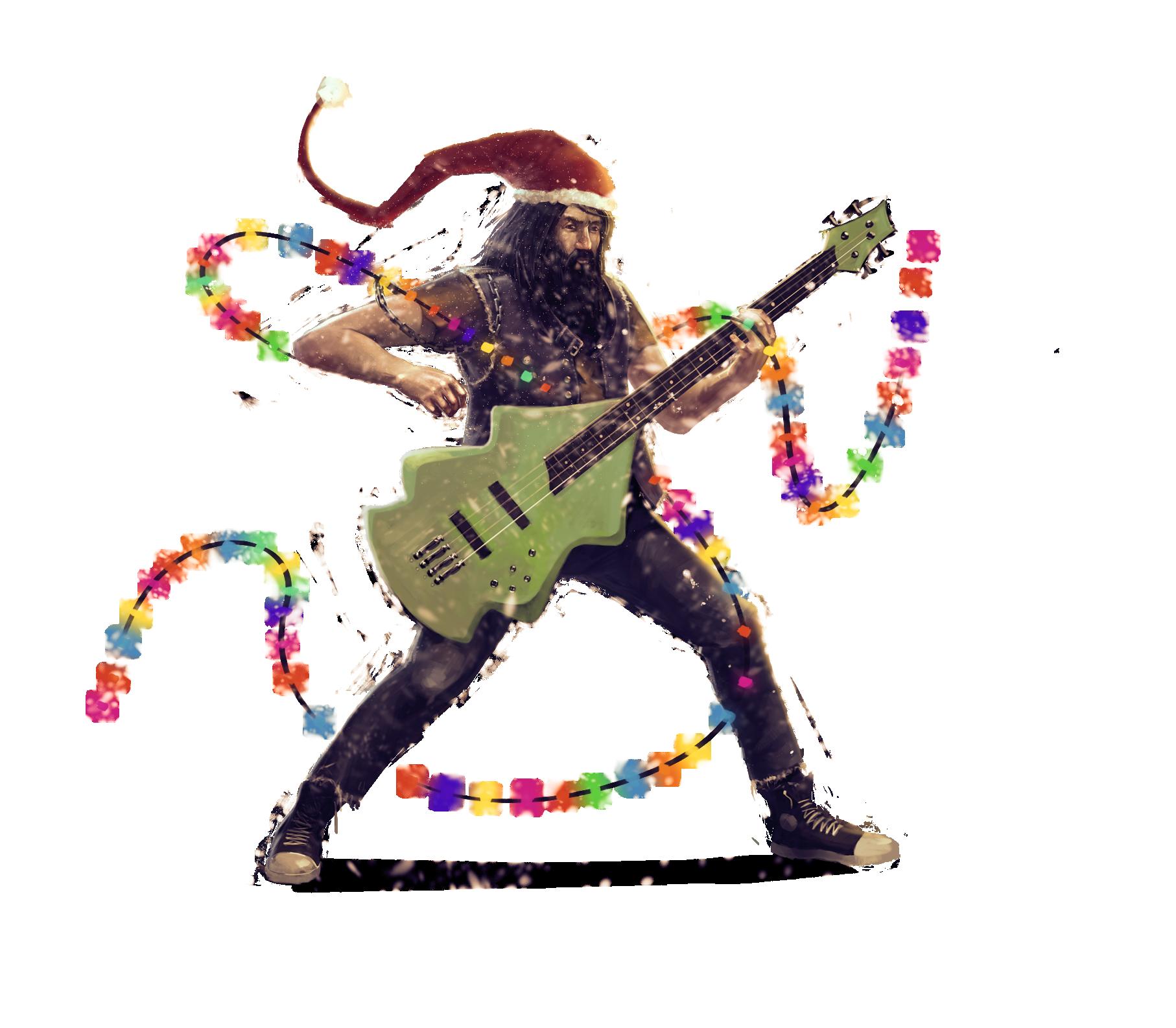 Рокерский Новый год ROCK MOROZ-2016
