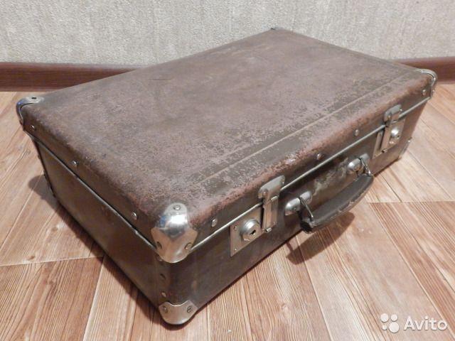 Тайна старинного чемодана