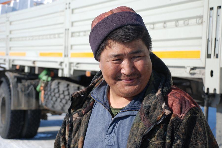 """Как якутский дальнобойщик стал героем фильма """"Discovery Channel"""""""