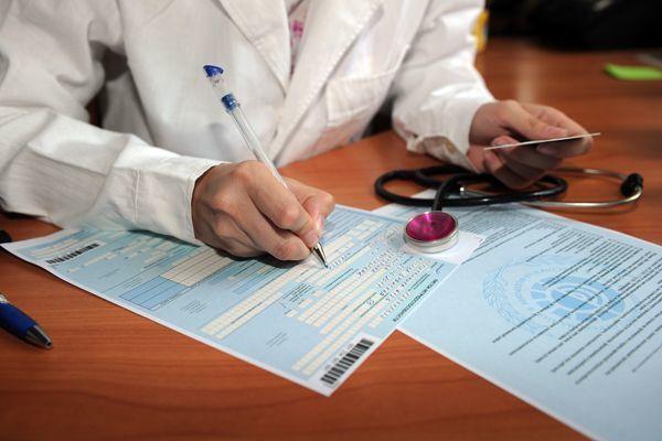 Втрое сократят «бумажную» работу врачей